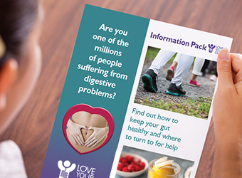 Love Your Gut Week 2020 - HCP Pack